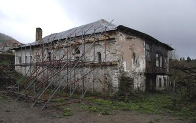 Конзервација келије Фласка у Кареји