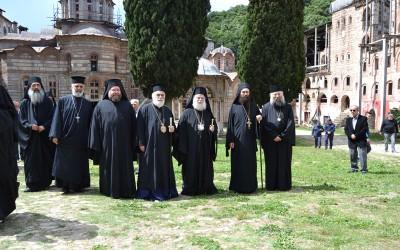 Александријски патријарх у Хиландару