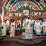 Храмовна слава, Успење Пресвете Богородице у српској парохији у Феир Оуксу (Fair Ouks)