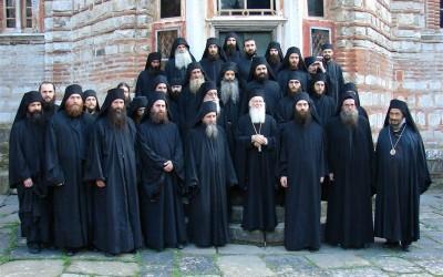 Васељенски Патријарх у Хиландару