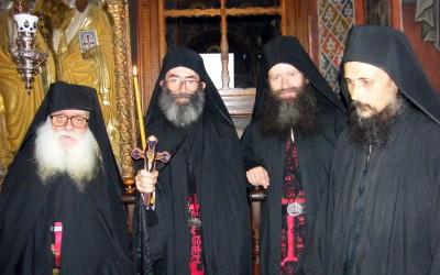 Монашење у Хиландару
