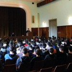 Предавања на Војној Академији и Војној гимназији