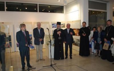 Владика Јован отворио изложбу у Крагујевцу