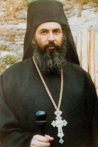 Упокојио се у Господу архимандрит Георгије Капсанис