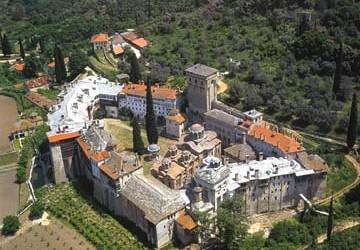 Писмо Светог манастира Хиландара поводом упокојења Његове светости Патријарха српског Г. Г. Павла