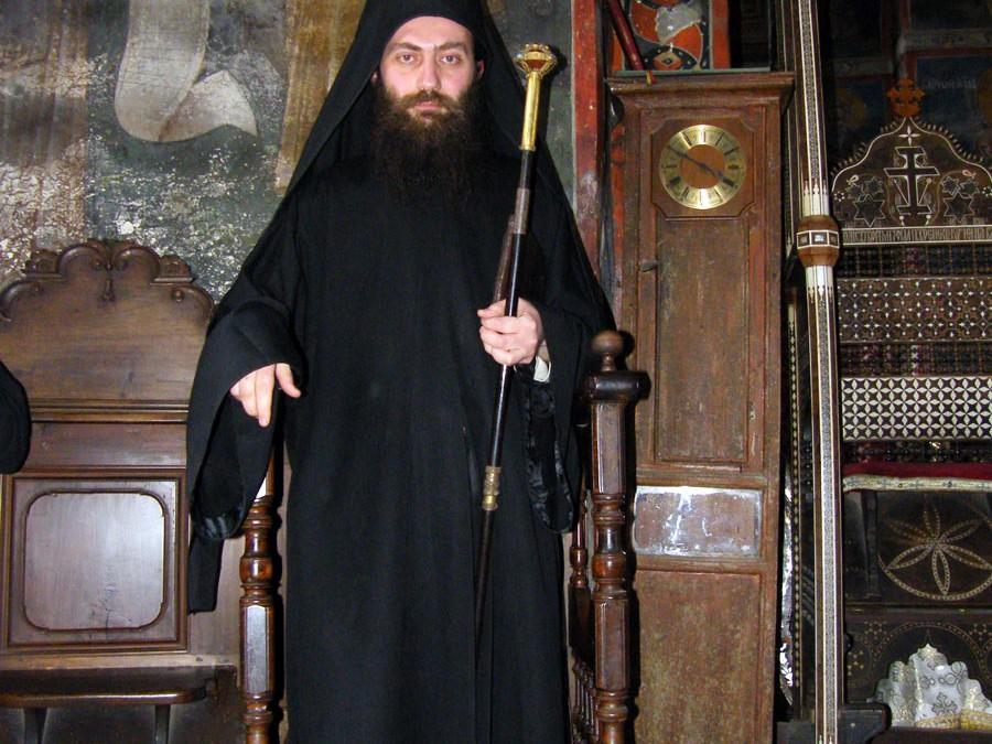 Јеромонах Методије изабран за игумана Хиландара
