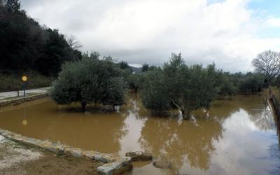 Поплава изазвала штету на хиландарском метоху Мило Арсеница (Каково)