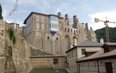 Освећен обновљени Конак из 1814.