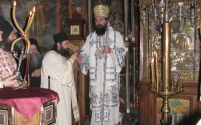 Празник Преподобног Симона и рукоположење у Хиландару