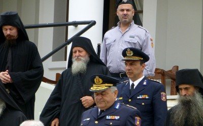 Архимандрит Стефан Хиландарац нови прот Свете Горе