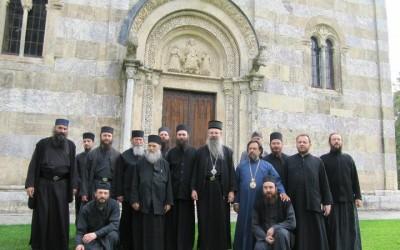 Светогорци на устоличењу Српског патријарха
