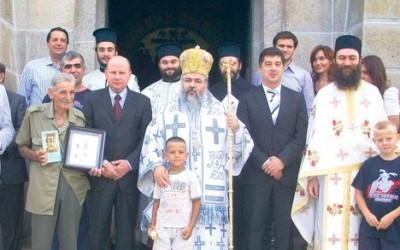 На Зејтинлику литургија на српском