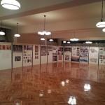 """Изложба """"Хиландар, наслеђе и обнова"""" у Епархијском центру у Крагујевцу"""