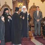 Патријарх српски Иринеј у Митрополији неапољској