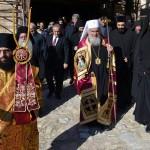 Патријарх српски у Хиландару