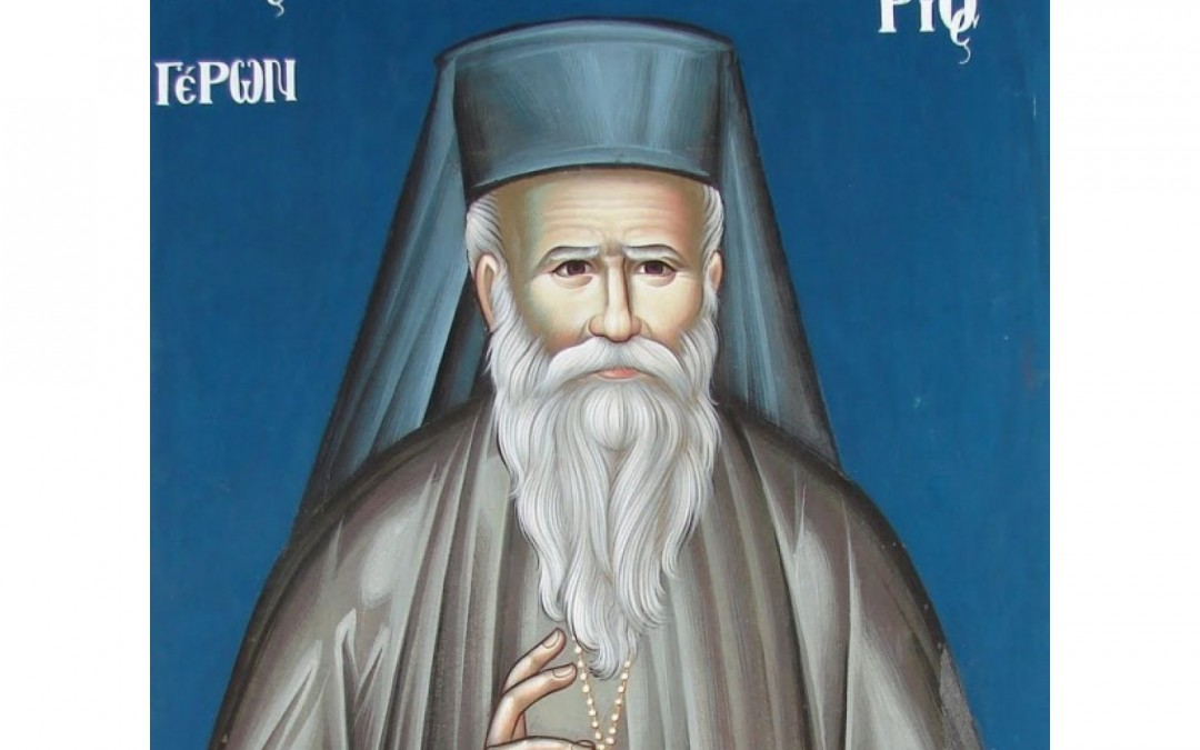 Преподобни Порфирије Светогорац