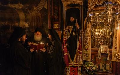 У Хиландару прослављена слава – Ваведење Пресвете Богородице