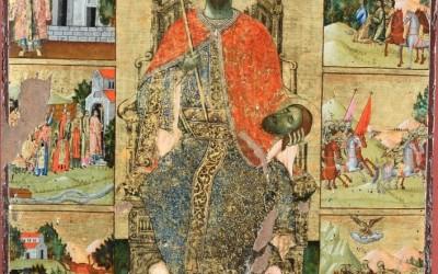 У Хиландару прослављен празник Светог Јована Владимира