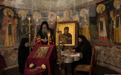 Беседе игумана Методија и владике Теодосија на празник Светих Отаца Атонских