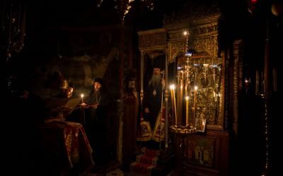 Празник Светих Отаца Атонских
