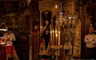 Успење Пресвете Богородице у хиландарској обитељи