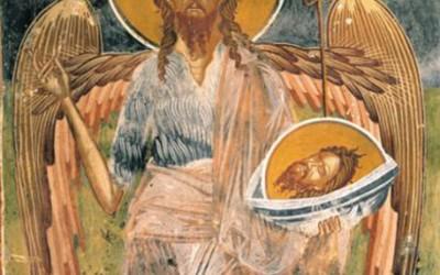 Беседа игумана Методија на Усековање Светог Јована Крститеља 2016.