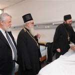 Благослов Хиландара ваљевским лекарима