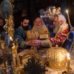 Ваведење Пресвете Богородице 2016, слава манастира Хиландара