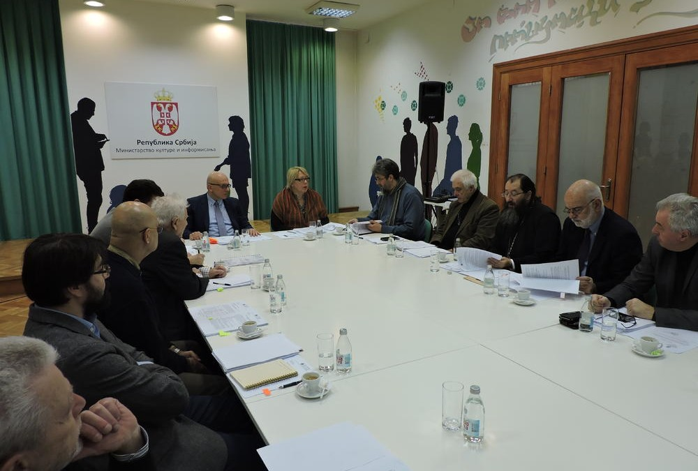 Влада Србије и Министарство културе помажу Обнову Хиландара и у 2017.