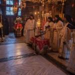 Крстовдан и Богојављење у Хиландару 2017.