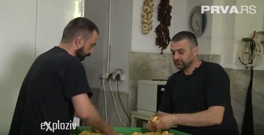 Приче из хиландарске кухиње (видео)