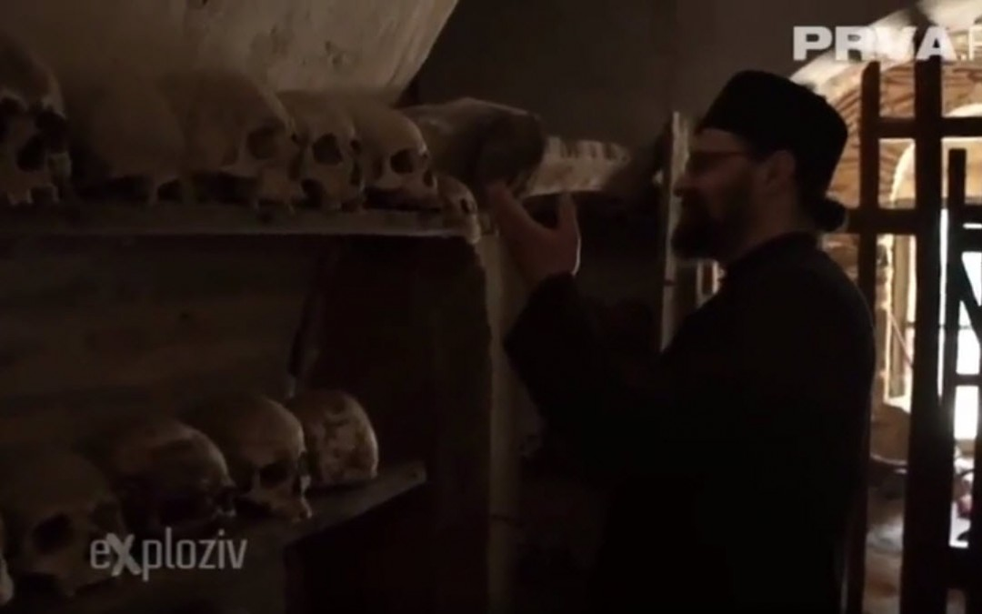 Живот и смрт у Хиландару (видео)