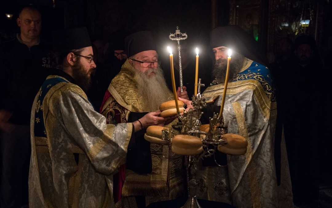 У Хиландару прослављена слава – Ваведење Пресвете Богородице (аудио, фото)