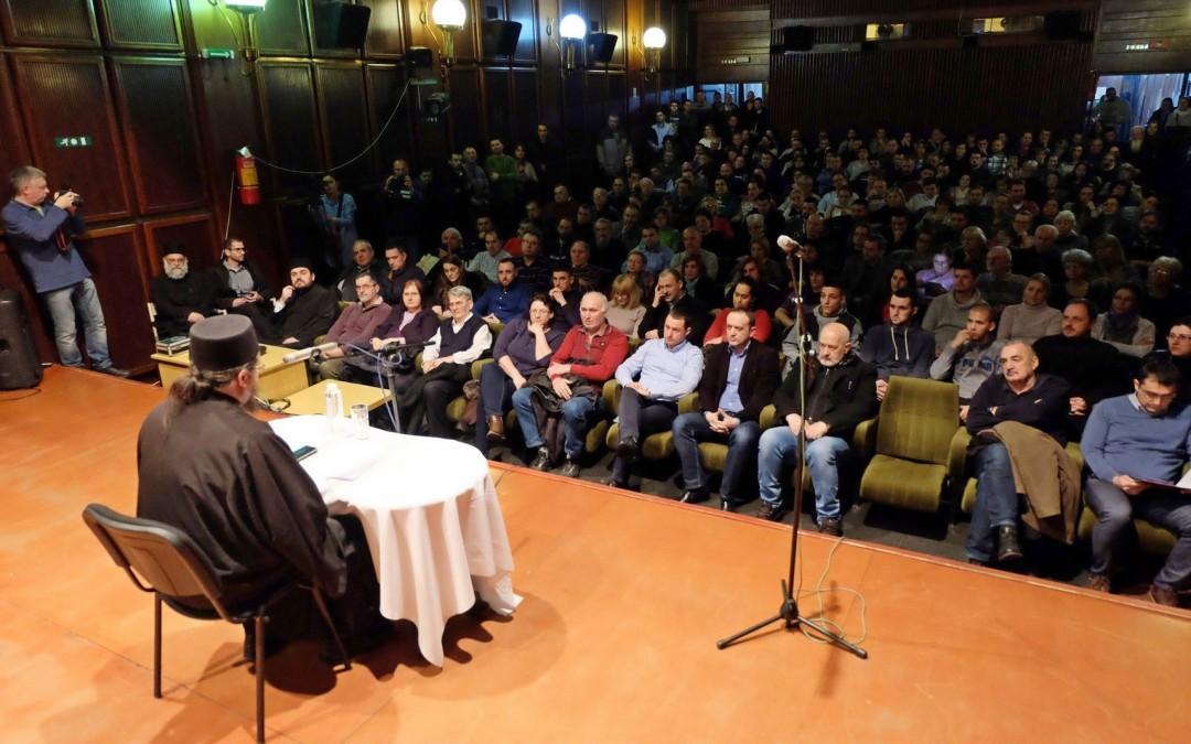 Разговор са јеромонахом Доситејем на радију Беседа (аудио)