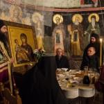 Празник Преподобног Симеона Мироточивог прослављен у Хиландару