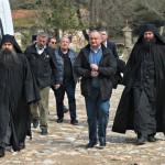 Председник Молдавије у посети Хиландару