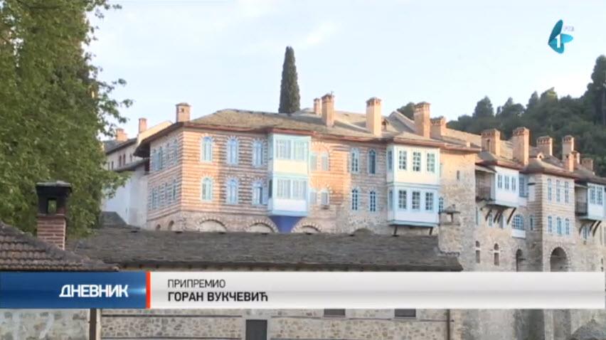 Изјава Игумана Методија за РТ Војводине (видео)