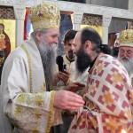 Прослављен празник Светог Георгија, храмовна слава манастира Ђурђеви Ступови
