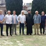 У манастиру Хиландару, 13.06.2018. одржана је седница Комисије за Хиландар