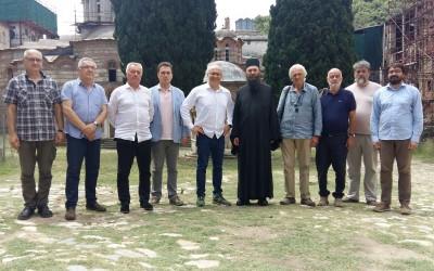 Вукосављевић: Обнова Хиландара међу приоритетима у заштити културног наслеђа
