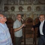 У манастиру Хиландару, 13.06.2018. одржана је седница Комисије за Хиландар, којом је председавао министар Вукосављевић