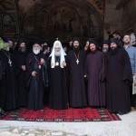 6 июня 2013 года Святейший Патриарх Московский и всея Руси Кирилл посетил монастырь Хиландар на Афоне.