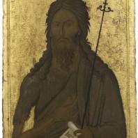 Свети Јован Претеча, хиландарска икона; средина 14. века