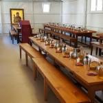 Привремена трпезарија у Хиландару