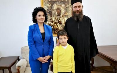 Хиландарска стипендија сину Оливера Ивановића