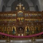 олтар посвећен Св. Сави Освештаном