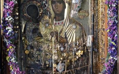 ОБАВЕШТЕЊЕ: Дочек копије иконе Пресвете Богородице Тројеручице у Солуну