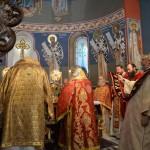 Сабор Светитеља неапољских и икона Тројеручица (14)