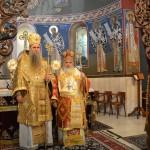 Икона Тројеручица у Солуну