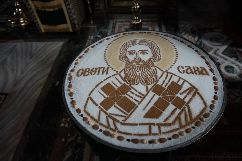 Хиландар прославља ктиторску славу – Светог Саву